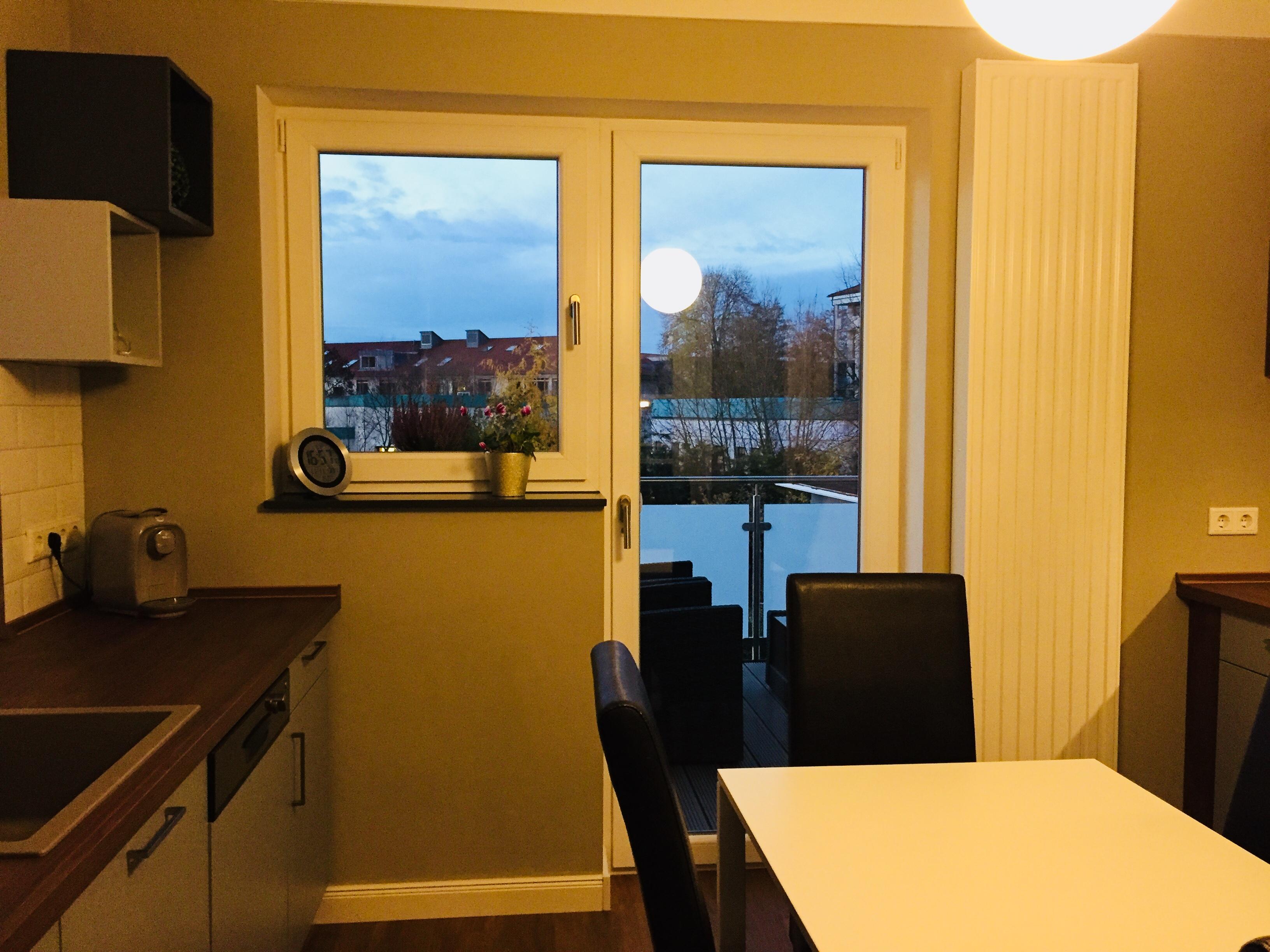 Holiday apartment Villa P18 (Bad Liebenstein). Ferienwohnung mit 2 Schlafräumen, Küche, Dusche (2750623), Bad Liebenstein, Thuringian Forest, Thuringia, Germany, picture 8