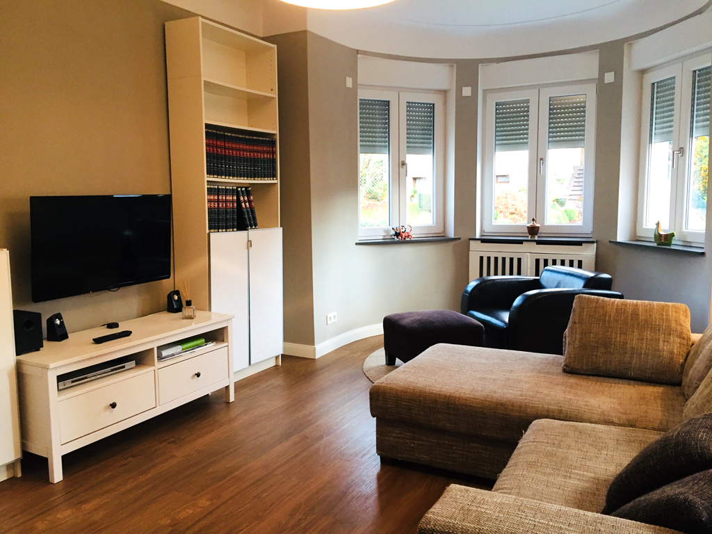 Holiday apartment Villa P18 (Bad Liebenstein). Ferienwohnung mit 2 Schlafräumen, Küche, Dusche (2750623), Bad Liebenstein, Thuringian Forest, Thuringia, Germany, picture 3
