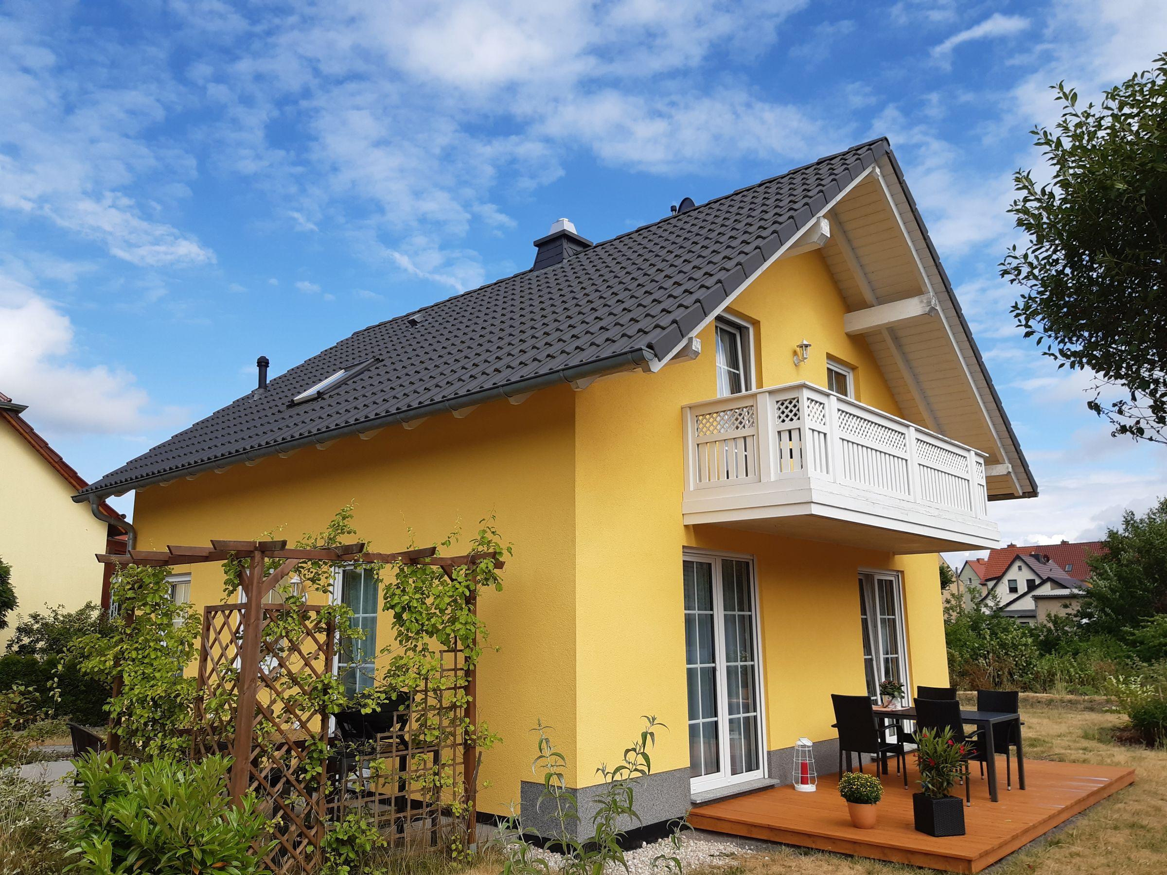 Gästezimmer Rosi (Bad Klosterlausnitz). Doppe Ferienhaus in Thüringen
